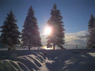 Beigua coperto dalla neve