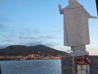 A10 Statua di Santa Caterina a Varazze