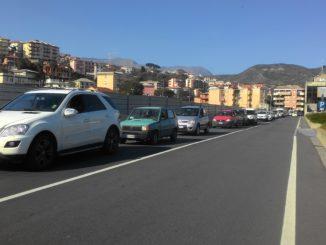 Dopo l'incidente sull'autostrada si sono formate code di 10 km
