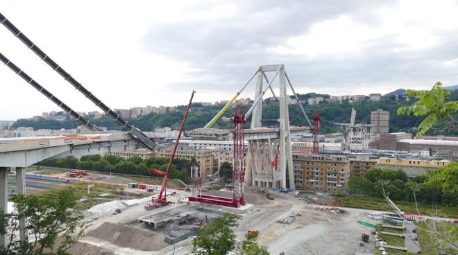 Ponte Morandi e Varazze: storie incorciate
