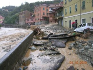 Alluvione Varazze 2010 credit IVG.it