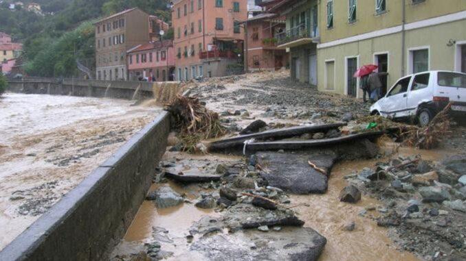 Alluvione Varazze 2010 credit IVG.it